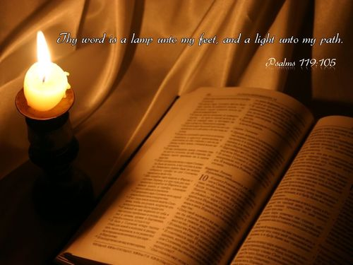 Lamp-unto-my-feet