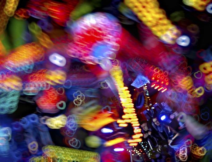 Extreme ride at hull fair