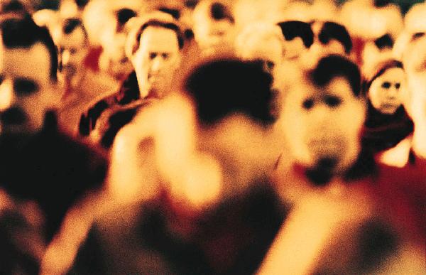 People-crowds