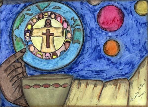 Eucharistic-universe
