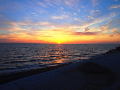 CLEVELEYS SUNSET 030