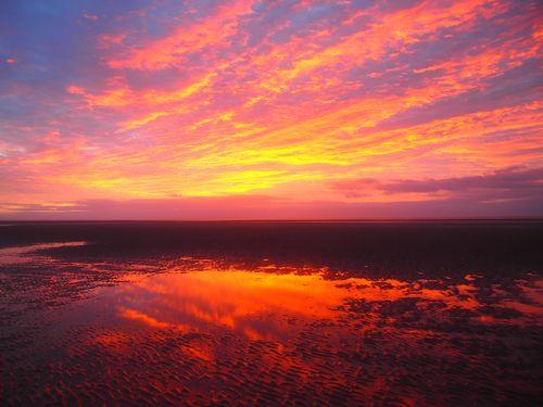 St Annes sunset 171